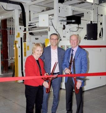 Alpha Poly completes installation of W&H Miraflex II 10-colour press