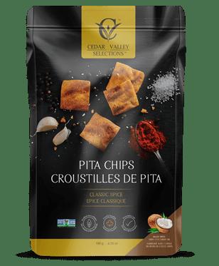 Flex packaging of Pita Chips